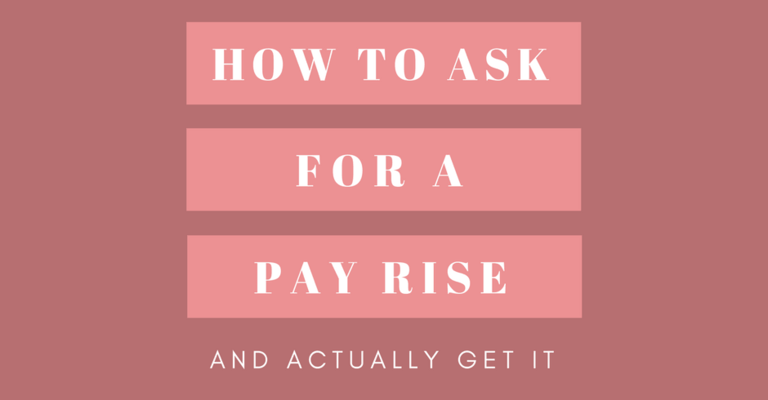 How to ask for the pay rise you deserve - and actually get it