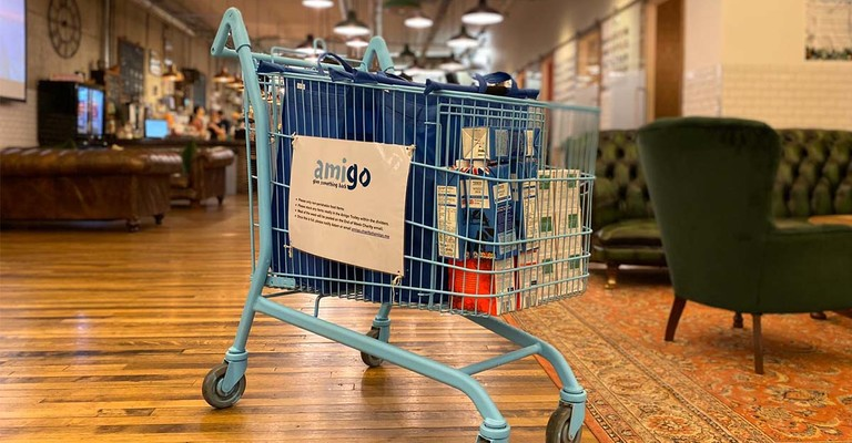 A Brief History of our Blue Trolley | Amigo Loans